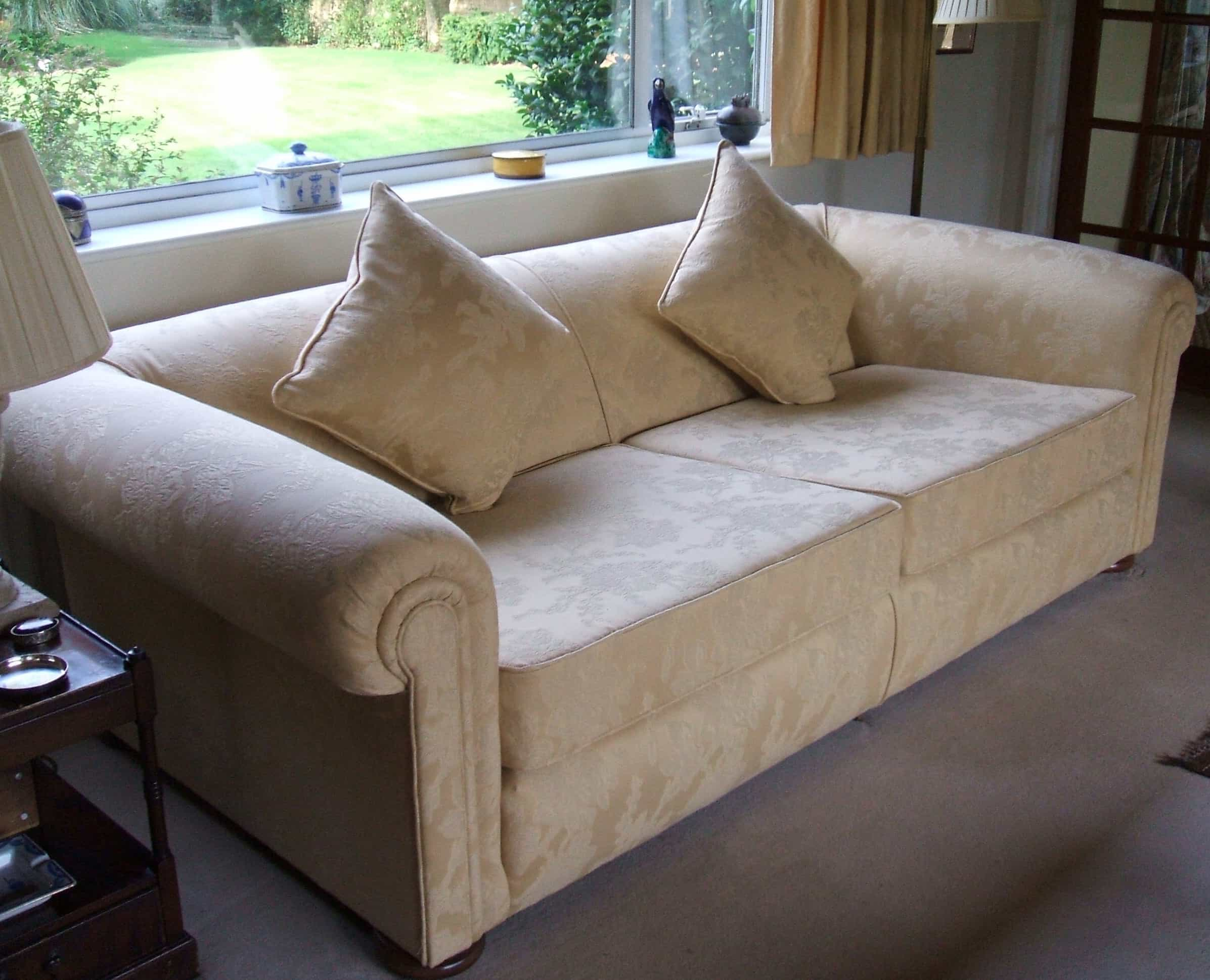 P A Rolls Upholstery About Us